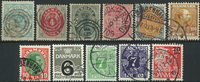 Pays-Bas Collections 1872-1983