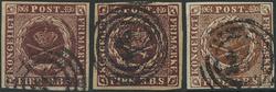 Danmark 1852-54