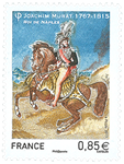 Frankrig - Joachim Murat - Postfrisk frimærke