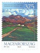 Ungarn - Iványi Grünwald Béla - Postfrisk frimærke