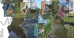 Netherlands - Beautiful Netherlands - Mint souvenir sheet