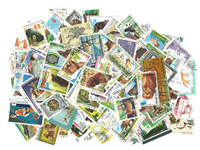 Four-legged animals - 300 different stamps