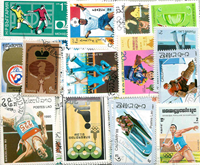 Sport - 100 timbres différents
