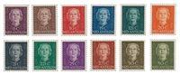 Hollandske Antiller 1950 - NVPH 218-229 - Postfrisk