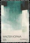 Østrig - Walter Vopava - Postfrisk frimærke