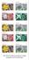 Australien - Sukkelenter - Postfrisk hæfte