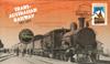Australien - Jernbanejubilæum - Møntbrev rødt