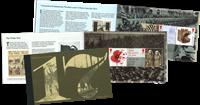 England - Første Verdenskrig - Postfrisk prestigehæfte