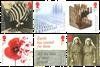 England - Første verdenskrig - Postfrisk sæt 6v