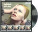 Great Britain - David Bowie Hunky Dory - Mint sheetlet sold out on the issue date