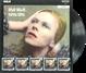 England - David Bowie *Hunky Dory* pladecover - Postfrisk ark - totalt udsolgt på udgivelsesdagen