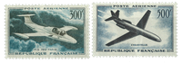 Frankrig - YT PA 35-36 postfrisk
