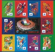 Frankrijk - YT 19 - Postfris souvenirvelletje