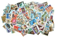 Centralafrika 1960-79 - 260 frimærker + 46 miniark
