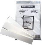 Paquet 150 gr. - Hauteur 44-164 mm - Fond transparent