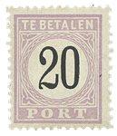 Surinam 1886-1888 - NVPH P4 - Neuf avec charnière