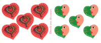 France - Carnet Saint Valentin 2000 YT BC3298A