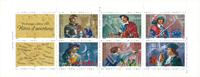 France 1997 - YT No. BC3121A - Celebrities booklet