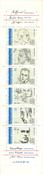 Francia 1991 - YT BC2687A - Celebridades carnet