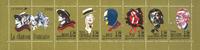 France - Carnet Personnages Célèbres 1990 YT BC2655A