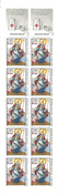 Francia 1993 - YT 2042 (2853a) - carnet de la Cruz  Roja