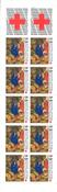 Francia 1987 - YT 2036 (2498a) - carnet de la Cruz  Roja