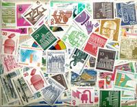 West Germany/Berlin - Duplicate lot