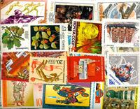 Sovjetunionen - 563 forsk. postfriske frimærker