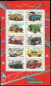Frankrig - YT nr. 63 - Postfrisk miniark