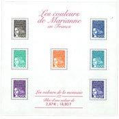 Frankrig - YT nr. 41 - Postfrisk miniark