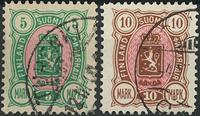 Suomi - 1889-94