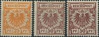 Tyske Rige - 1889-1900