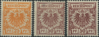 Empire allemand - 1889-1900