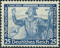 Empire allemand - 1933