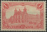 Tyske Rige - 1900
