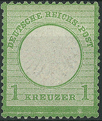 Empire allemand - 1872