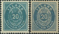 Islande - 1896-97