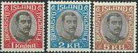 Islande - Service - 1920-30