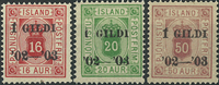 Iceland - Service - 1902-03