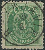 Islande - Service - 1873