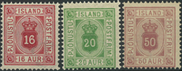 Iceland - Service - 1876-95