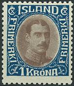 Islande - 1931
