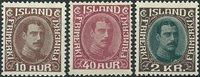 Islande - 1931-33