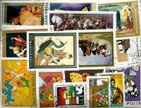 Ungarn - 389 forsk. frimærker