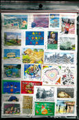 France - Kiloware / Stamp mixture - Commemoratives  - 100 g