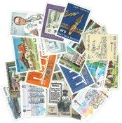 Finland - 20 forskellige Europa-frimærker