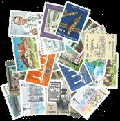 Finlande - 20 timbres Europa Cept diff.