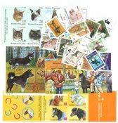 Finlande - 21 timbres, 2 blocs-feuillets et 2 carnets, neufs