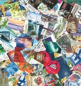 Finland - 400 forskellige frimærker, alle i euro