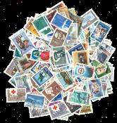 199 erilaista SUOMI - vain kuvamerkkejä ajalta 1963-1978